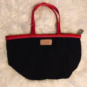 Authentic KATE SPADE Folding Travel Tote Purse